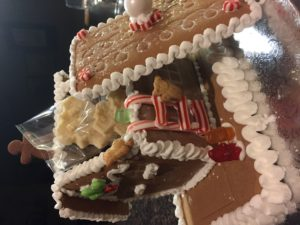 'Castle Doctrine' Gingerbread Style